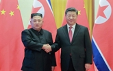 Xi Jinping en Corée du Nord, avant un possible Sommet avec Trump