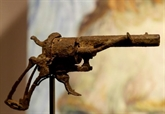 Vente aux enchères dun revolver de Van Gogh
