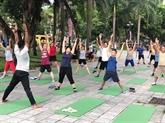 Yoga pour la vie verte