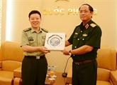 Le Vietnam s'attache aux relations d'amitié avec la Chine