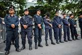 Près de 10.000 policiers déployés pour la sécurité du 34e Sommet de l'ASEAN