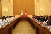 Vietnam, 7e investisseur étranger au Myanmar