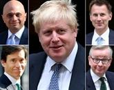 Succession de May: 5 candidats encore en lice, Boris Johnson toujours favori