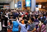 L'aéroport à Hô Chi Minh-Ville mettra fin aux annonces publiques