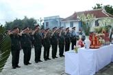 Rapatriement de restes de soldats vietnamiens morts au Laos