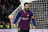 Messi meilleur buteur de la Ligue des champions pour la 6e fois