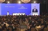 Dialogue Shangri-La à Singapour: la coopération, clé pour régler les différends en mer
