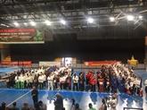 Coupe du monde des arts martiaux traditionnels vietnamiens à Marseille