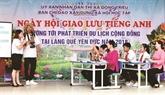 Apprendre l'anglais pour développer le tourisme local