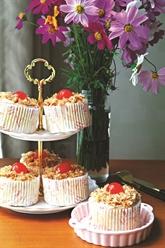 Gâteaux aux œufs salés