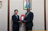 Renforcer la coopération multiforme entre le Vietnam et la Côte d'Ivoire
