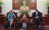Les États-Unis envisagent une coopération multiforme avec Cân Tho