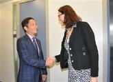 Vietnam et UE sefforcent de parvenir au plus tôt à la signature de lEVFTA