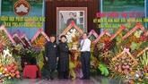 Célébration du 80e anniversaire de la fondation de l'Église bouddhique Hoà Hao