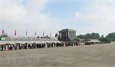 Création d'un conseil chargé de l'évaluation de l'état du corps embaumé du Président Hô Chi Minh