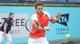 Tennis: Mahut élimine Wawrinka et rejoint Simon en quarts