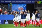 Mondial-2019: La France affrontera le Brésil en 8es de finale dimanche 23 juin au Havre