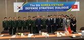 Dialogue de défense Vietnam - République de Corée