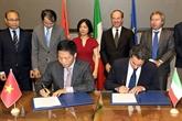 Le Vietnam et l'Italie boostent leurs liens économiques et commerciaux