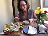 Les repas végétariens en vogue
