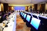 Le vice-président de l'AN, Uông Chu Luu, à la rencontre des dirigeants de l'AIPA - ASEAN