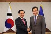 Le Vietnam et la R.de Corée s'efforcent d'atteindre un commerce bilatéral de 100 milliards d'USD d'ici 2020