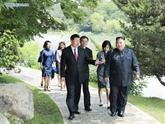 La Chine prête à s'associer à la RPDC pour concrétiser le schéma directeur des relations