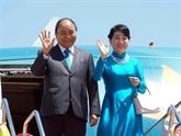 Le Premier ministre vietnamien à Bangkok pour le 34e Sommet de l'ASEAN