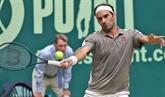 Tennis: Federer rencontrera Herbert en demi-finale de Halle