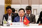 Le Vietnam participe à la conférence des ministres des AE de l'ASEAN