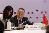 ASEAN: les ministres discutent del'Accord de partenariat économique intégral régional