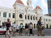Plus de 4,3 millions de touristes étrangers à Hô Chi Minh-Ville en six mois