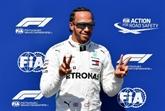 F1: Lewis Hamilton et les Mercedes écrasent la concurrence