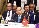 Nguyên Xuân Phuc à la cérémonie d'ouverture du 34e Sommet de l'ASEAN