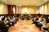 Activités du vice-président de l'AN, Uông Chu Luu, en Thaïlande