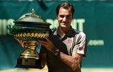 Federer réussit une passe de dix