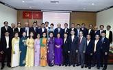 Nguyên Xuân Phuc rencontre des résidents vietnamiens en Thaïlande