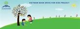 Vietnam Book Drive for Kids stimule le goût de la lecture chez les enfants