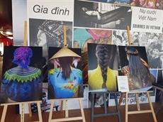 La culture vietnamienne à la fête de la ville française Choisy-le-Roi