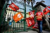 France: les syndicats unis sur le fond, divisés sur la forme