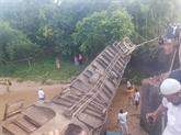 Quatre morts et 100 blessés dans le déraillement d'un train