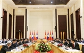Vietnam et Laos promeuvent une coopération multiforme
