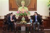 La Chine souhaite une coopération agricole plus étroite avec Cân Tho