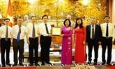 Promouvoir la coopération Hanoï - Pékin