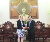 Cân Tho et la Nouvelle-Zélande renforcent leur coopération