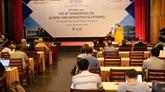Une conférence sur la diffusion élastique et diffractive à Quy Nhon