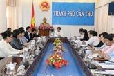 La JICA examine les données sur l'agriculture à Cân Tho
