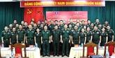 Formation en histoire militaire pour des officiers laotiens