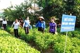 Rôle des femmes dans le développement de l'économie verte