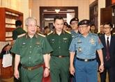 Premier dialogue sur la politique de défense Vietnam - Indonésie